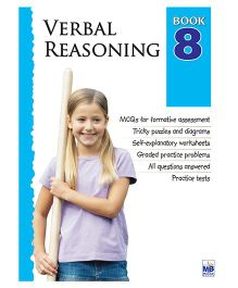 Macaw Verbal Reasoning Book 8 - English