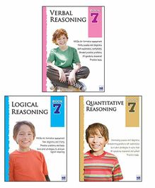 Macaw Reasoning Set 7 Pack of 3 Books - English