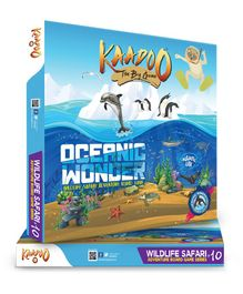 Kaadoo Oceanic Wonder Board Game