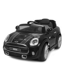 BMW Mini Cooper 195 Battery Operated Ride On - Black