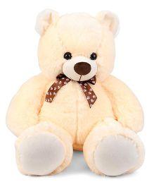 Dimpy Stuff Teddy Bear Cream - 76 Cm