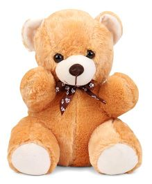 Dimpy Stuff Medium Master Bear Soft Toy - Brown