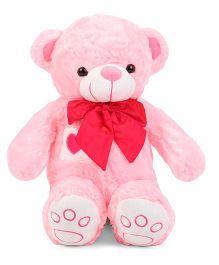 Dimpy Stuff Teddy Bear Soft Toy Pink - 40 cm