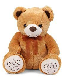 Dimpy Stuff Lovable Brown sitting Bear Soft Toy - 48 cm