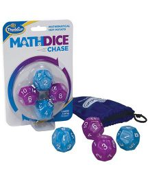 Thinkfun Math Dice Chase Game