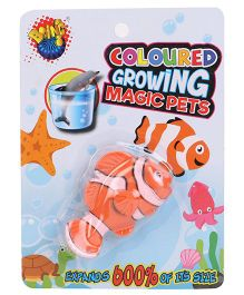 Karma Boing Colored Growing Magic Pet Fish - Orange