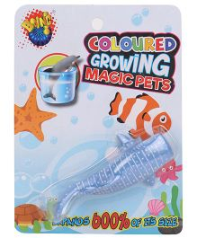 Karma Boing Colored Growing Magic Pet Shark - Blue
