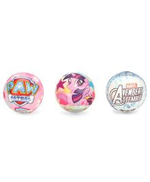 Karma Boing Soft Ball Pack Of 3 - Multi Color