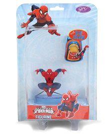 Marvel Spider Man Figurine - Red Blue