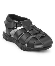 Kittens Shoes Floater Sandals - Black