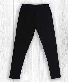 Pranava Organic Cotton Leggings - Black