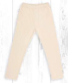 Pranava Organic Cotton Leggings - Biege