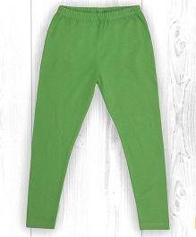 Pranava Organic Cotton Leggings - Kiwi Green