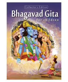 Bhagavad Gita For Children Story Book - English