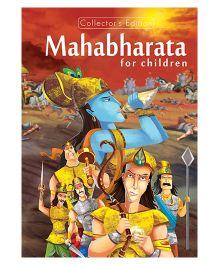Mahabharata For Children Story Book - English