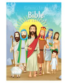 Bible For Children Story Book - English