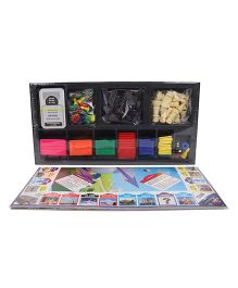 Ratnas Business And Chess Game - Multicolor