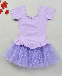 Party Princess Ballet Dress - Mauve