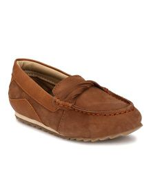 Tuskey Loafers - Brown