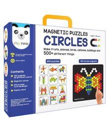 Ratnas Magnetic Puzzle - Multicolor