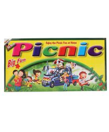 Ratnas Picnic Game - Multicolor