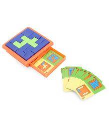 Ratnas Creative Pattern Puzzle - Multi Color