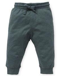 Fox Baby Full Length Track Pants - Military Green