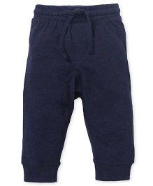 Fox Baby Full Length Track Pants - Blue