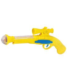 DealBindaas 3D Light Musical Toy Gun (Color May Vary)