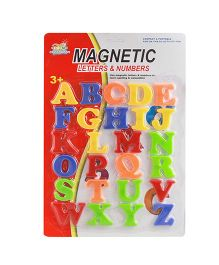 DealBindaas Medium Size Capital Alphabets - 26 Pieces