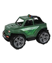 Amolak Friction PoweMulti-Color Indo Force Jeep Multi-Color