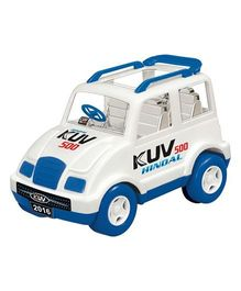 Hindal KUV 500 Friction PoweMulti-Color Toy Car