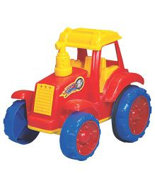 U.A. Friction PoweMulti-Color Farm Tractor Multi-Color