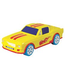 U.A. Drag Racing Car Multi-Color