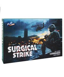 Play Time Surgical Strike Board Game Multi-Color