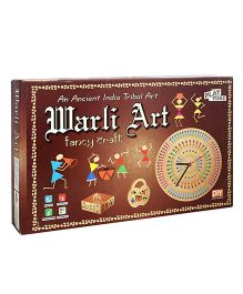 Play Time Warli Art DIY Activity Game Multi-Color