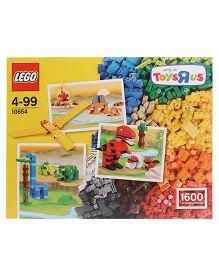 Lego XL Creative Brick Box Multicolor - 1600 Pieces