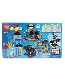 Lego Duplo Batcave Challenge - Multi Color