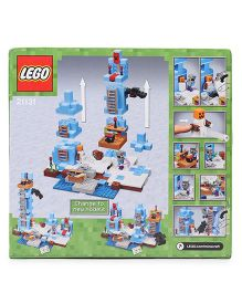 Lego The Ice Spikes Blocks - 454 Pieces