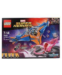 Lego Super Heroes The Milano Vs The Abilisk - Multi Color