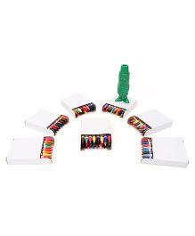 Crayola 120 Color Crayons Box - Multicolor
