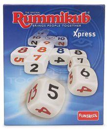 Funskool Rummikub Xpress - Multicolor