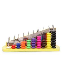 Ratnas Educational Abacus Learning Kit - Multi Color