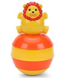 Ratnas Baby Touch Roly Poly Lion (Color May Vary)