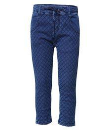 Tales & Stories Full Length Jeans - Dark Blue
