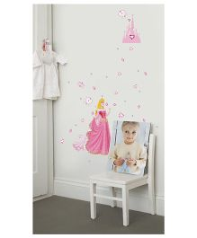 Decofun Disney Princess Wall Sticker - Pink