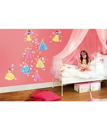 Decofun Disney Princess Wall Stickers - Multi Color