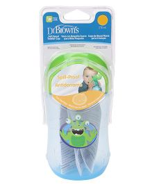 Dr.Brown's Soft Spout Toddler Cup Stage 2 Green - 270 ml