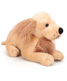 Funzoo Doggy Soft Toy Cream - 32 cm