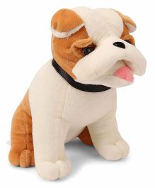 Funzoo Puppy Soft Toy Brown - 21.5 cm